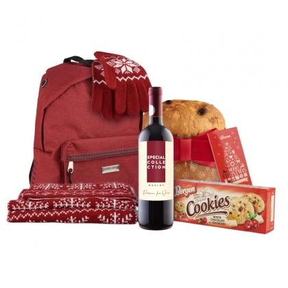 Colectia de cosuri cadou Christmas Flavours Cos cadou Sweet Bag