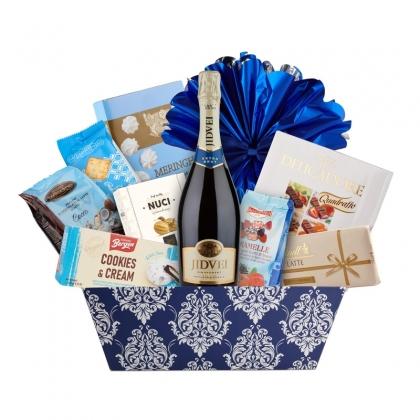 Colectia de cosuri cadou Christmas Flavours Cos cadou Happy New Year