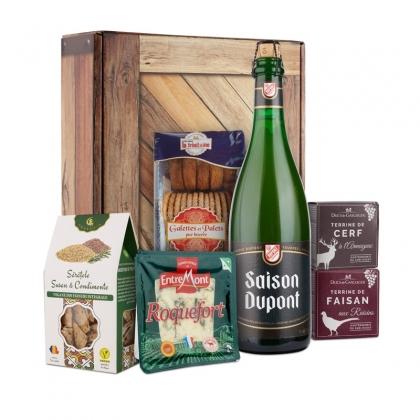 Colectia de cosuri cadou Gastronomie Cutie cadou Grand Place