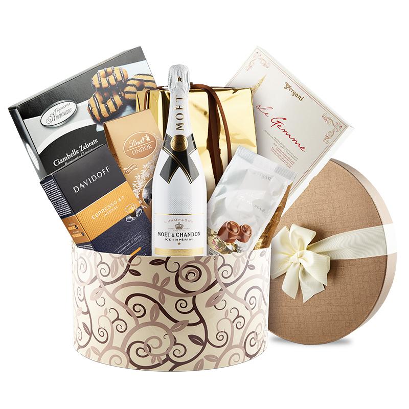 Vezi catalog online Cutie cadou Champagne Box