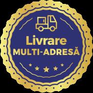 Livrare multi-adresa